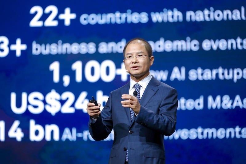 Eric Xu Huawei KI Strategie