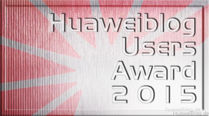 Bestes Huawei Gerät 2015