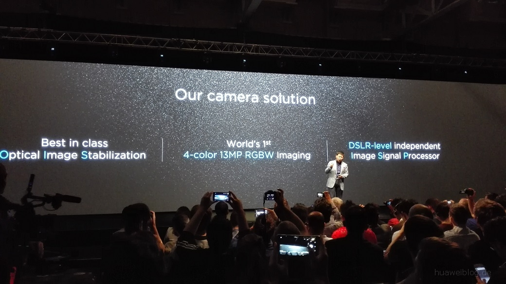 Huawei P8 - Kamera - Highlight - Technik