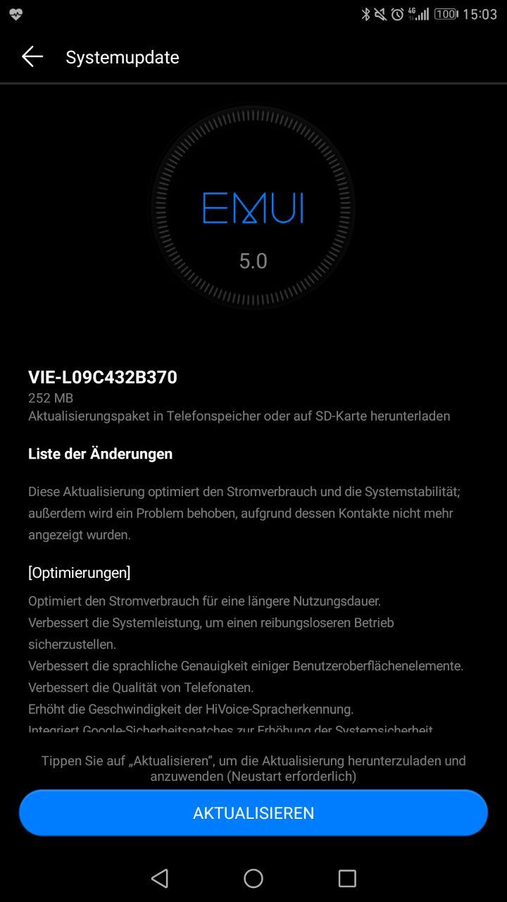 HuaweiP9Plus_VIE-L09C432B370_changelog