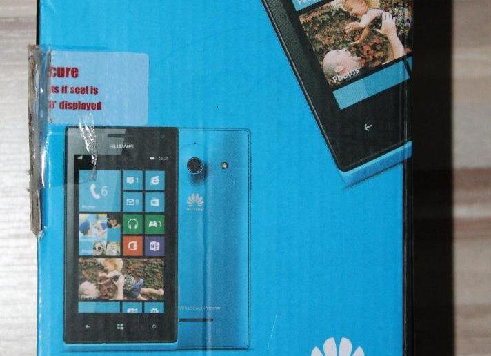 Huawei W1 - Test - Erfahrungsbericht - Testbericht
