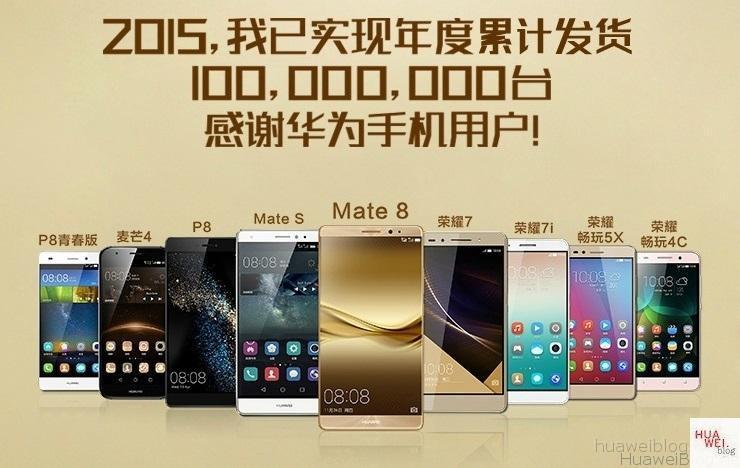 100 Millionen Smartphones