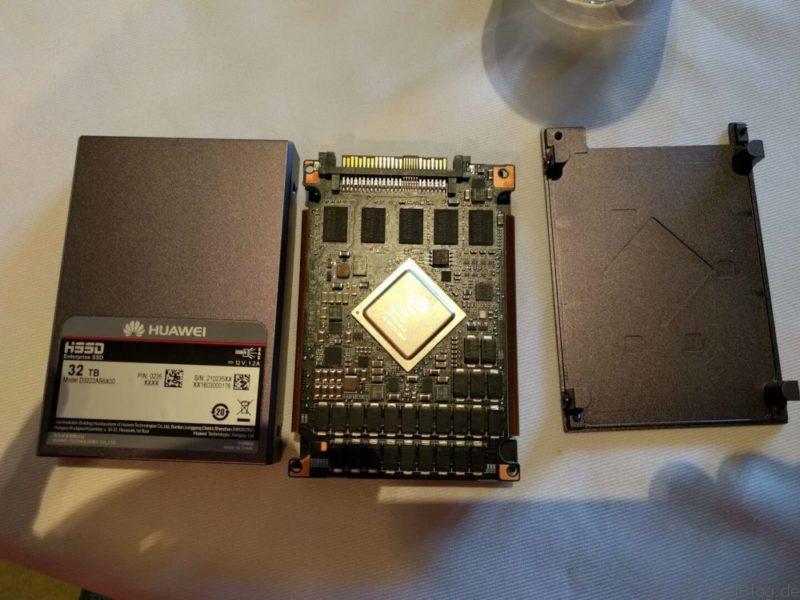 Huawei 32 TB Enterprise SSD