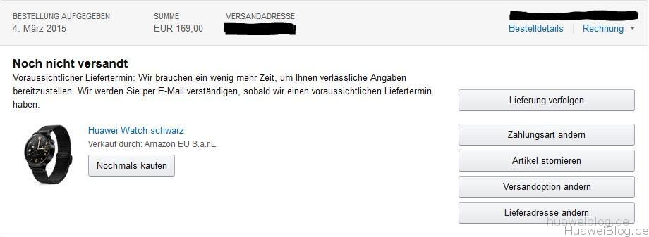 Standardversand amazon preis