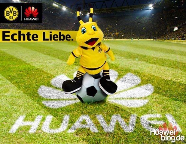 Kostenfreies WLAN - Huawei - Signal-Iduna-Park Dortmund