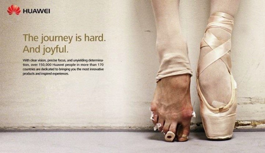Huawei Ballerina