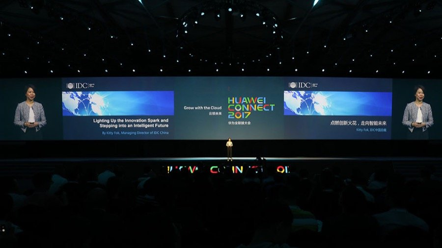 Huawei Connect 2017 Keynote