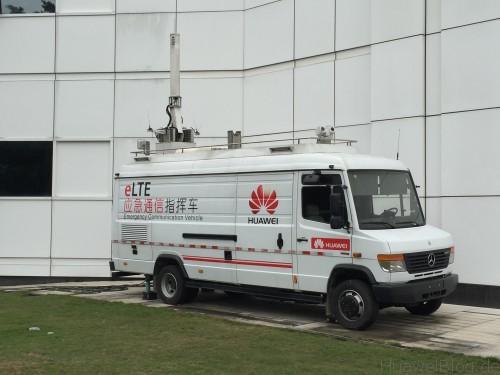 Huawei Emergency Network Vehicle