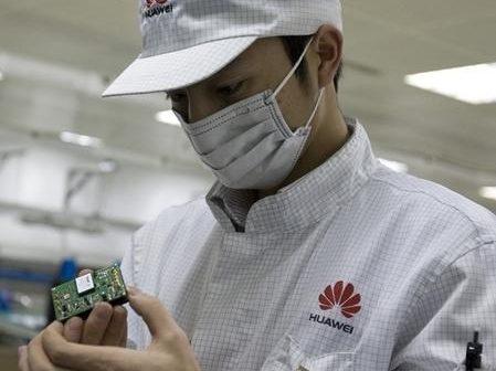 Huawei_Entwicklung