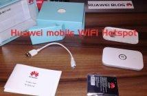 Huawei mobile Hotspot Erfahrungsbericht