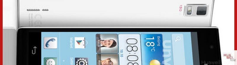 Huawei Ascend P2 - Produktbild
