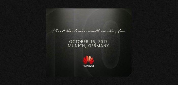 Huawei Mate 10 - Livestream - Liveblog