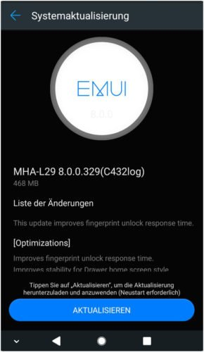 Huawei_Mate9_Oreo_Beta_Update_8_0_0_329_log_2