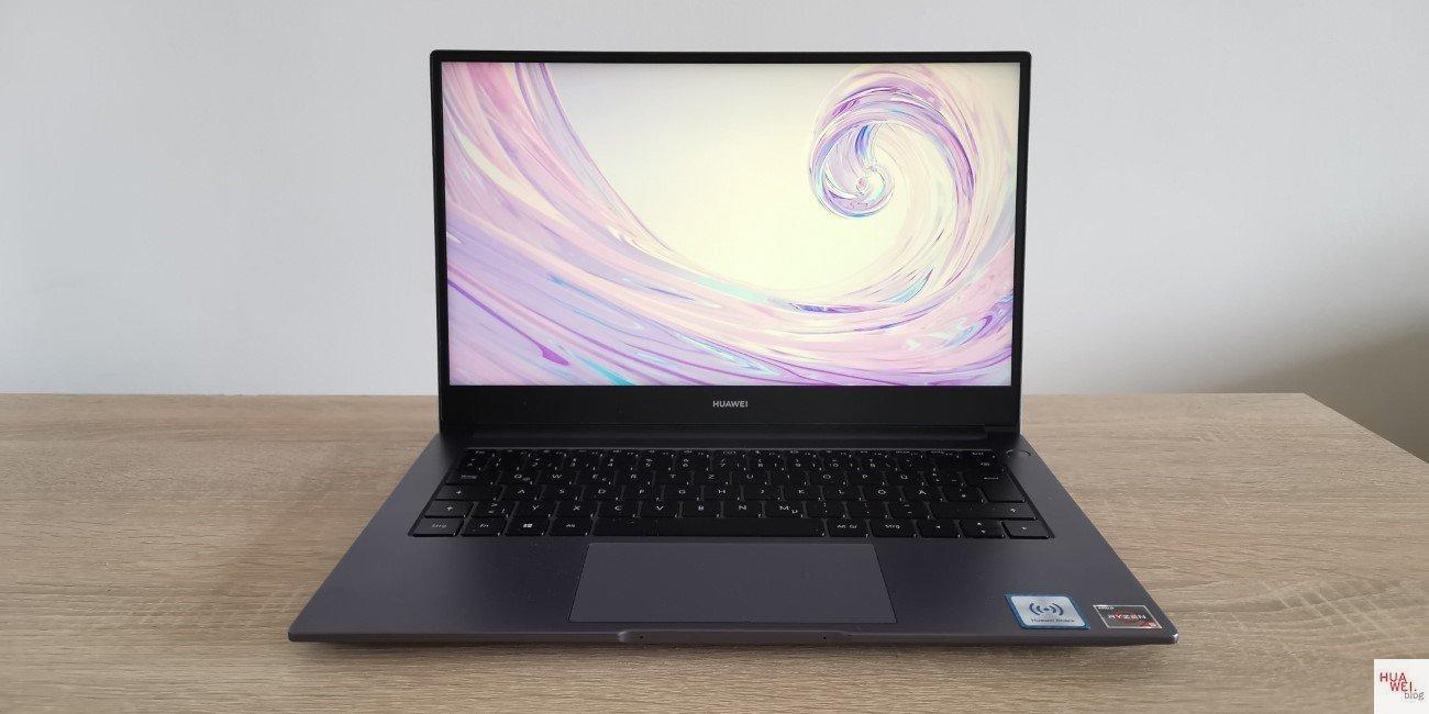 Huawei Matebook D14 Test