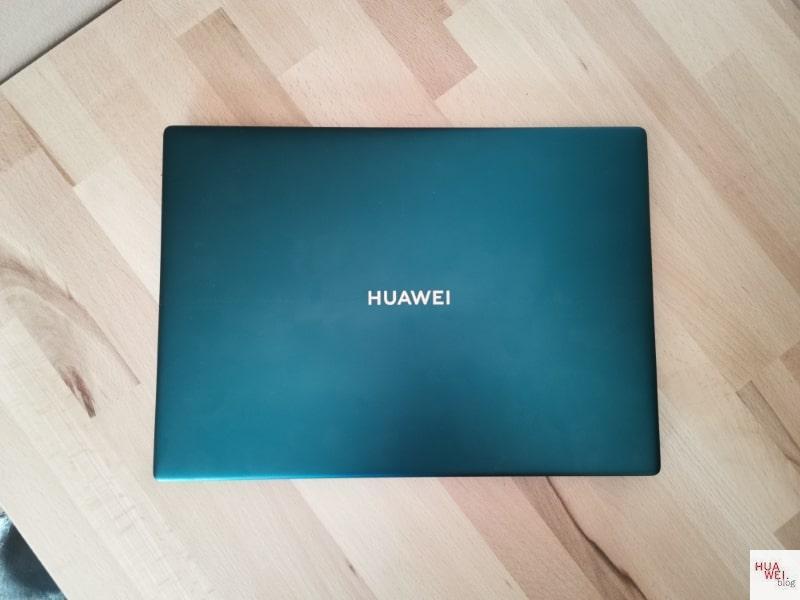 Huawei Matebook X Pro 2020 Test Oben
