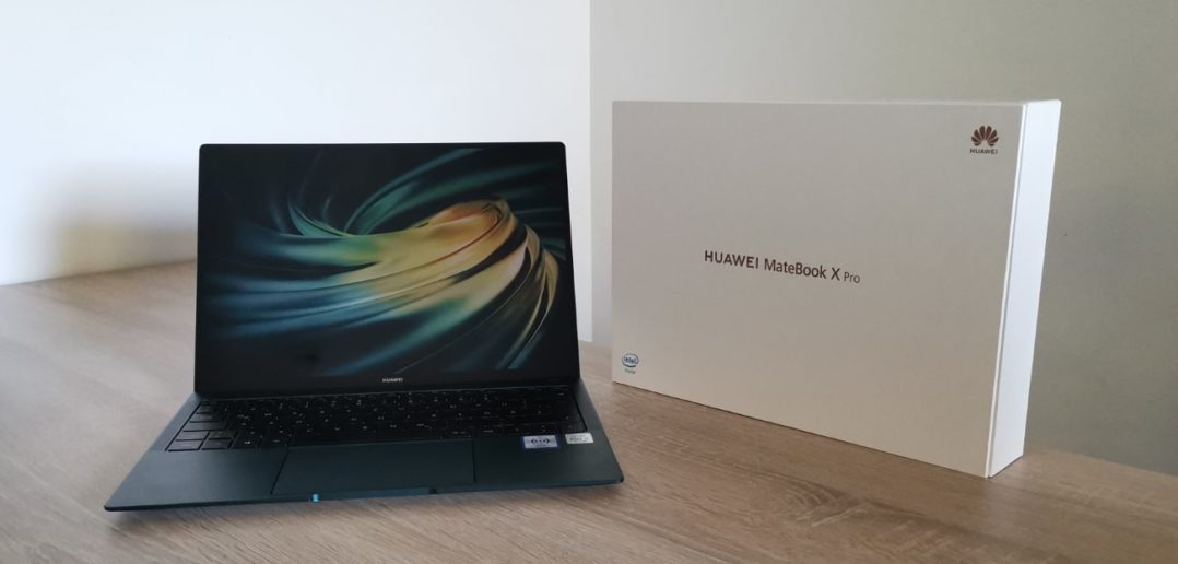 Huawei Matebook X Pro 2020 Test Titelbild