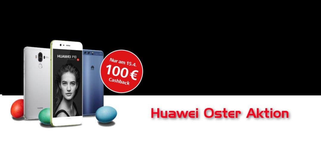 Huawei Oster Cashback