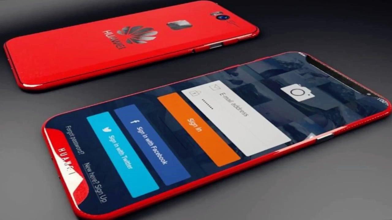 Huawei P11 Leak Konzept