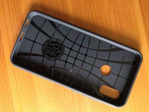 Huawei_P20_lite_liquid_air_Hülle_Case_Spigen_Test_5