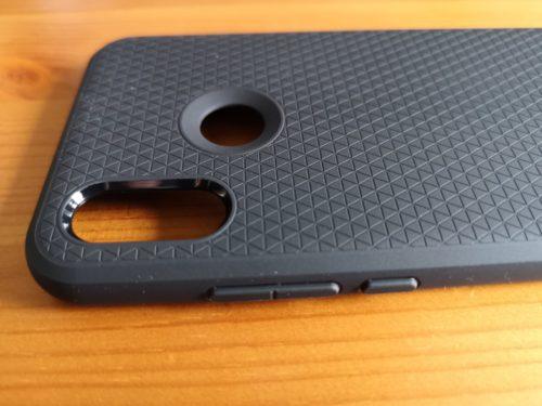 Huawei_P20_lite_liquid_air_Hülle_Case_Spigen_Test_6