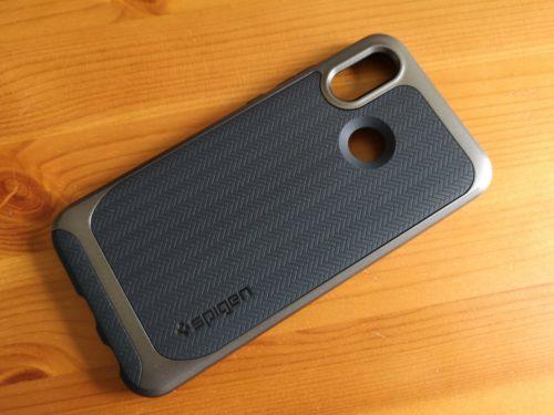 Huawei_P20_lite_neo_hybrid_Hülle_Case_Spigen_Test_9
