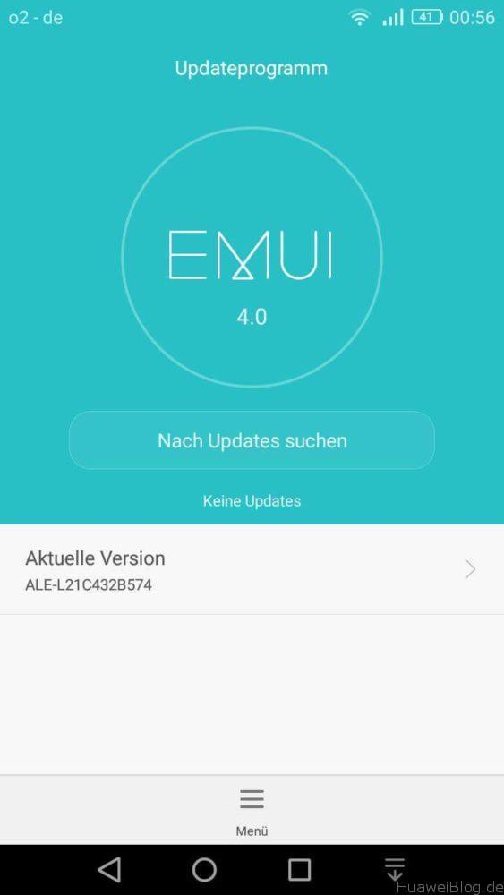 Huawei P8 lite - B574 - Firmware Update - Marshmallow - EMUI 4.0 - Download