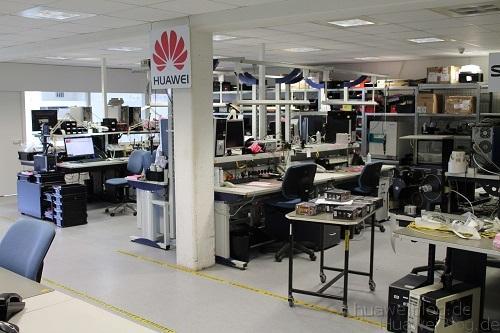 Huawei Bereich