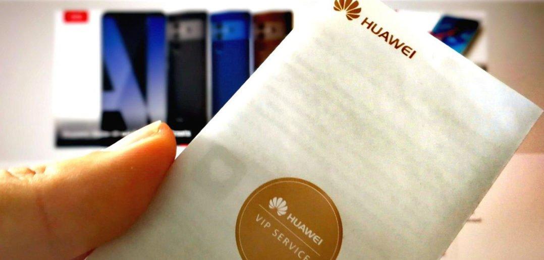 Huawei VIP Service - Alle Infos