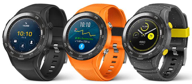 Huawei_Watch2_drei_farben