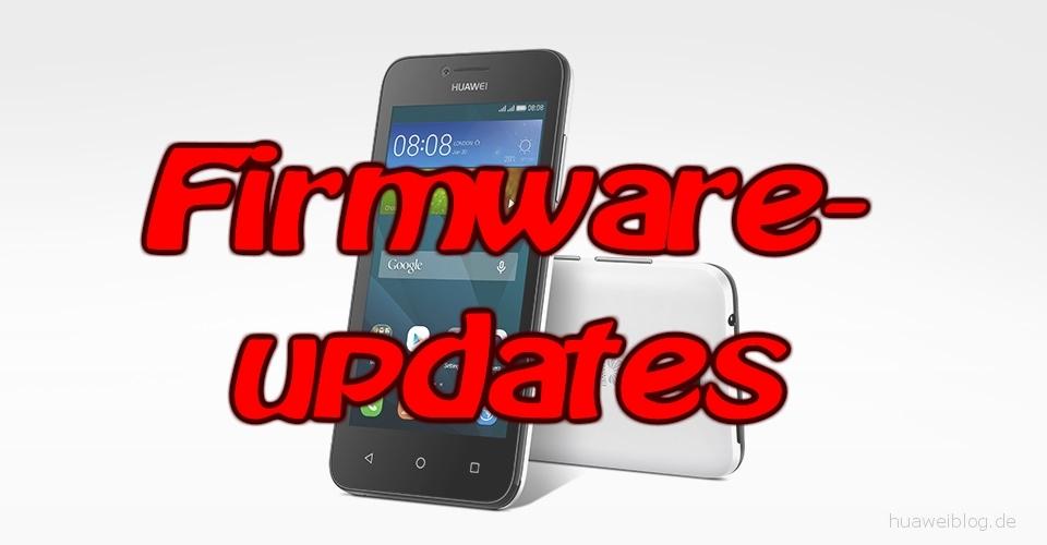 Firmwareupdates für Huawei Y3 und Y5 erschienen - Huawei Blog