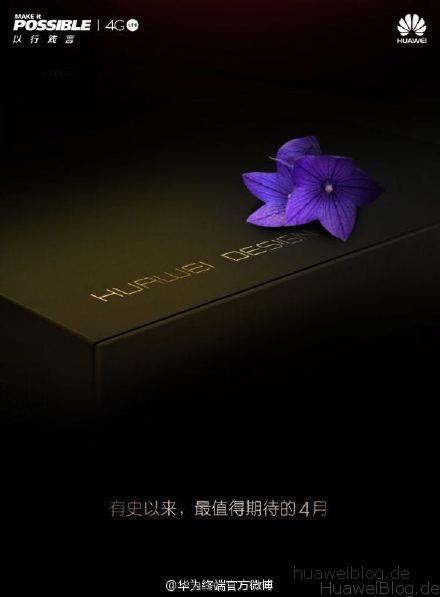 Huawei P8 Verpackung