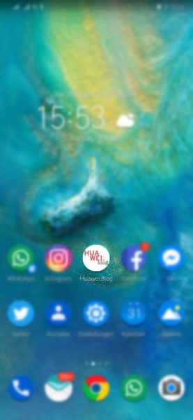 HUAWEI.blog App Icon