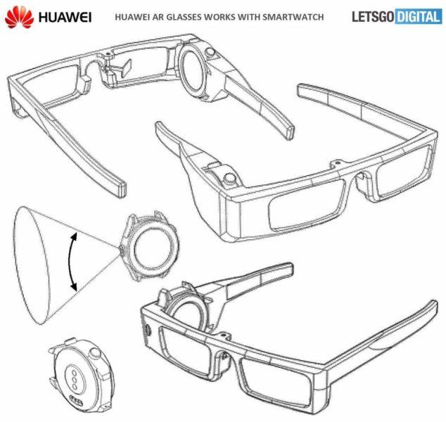 Huawei AR Brille
