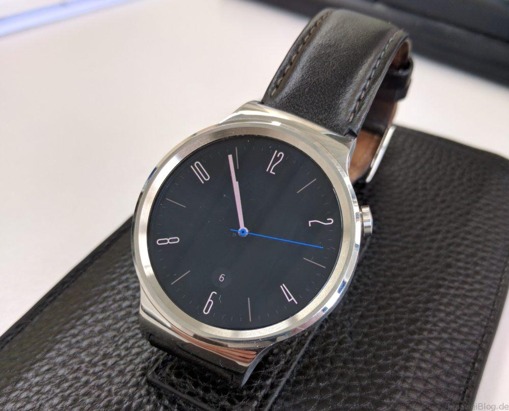Huawei Watch Titelbild