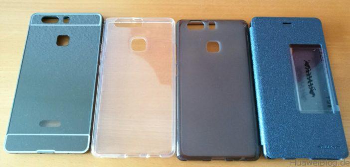 Top 5 – Huawei P9 Plus Schutzhüllen im Huaweiblog Test