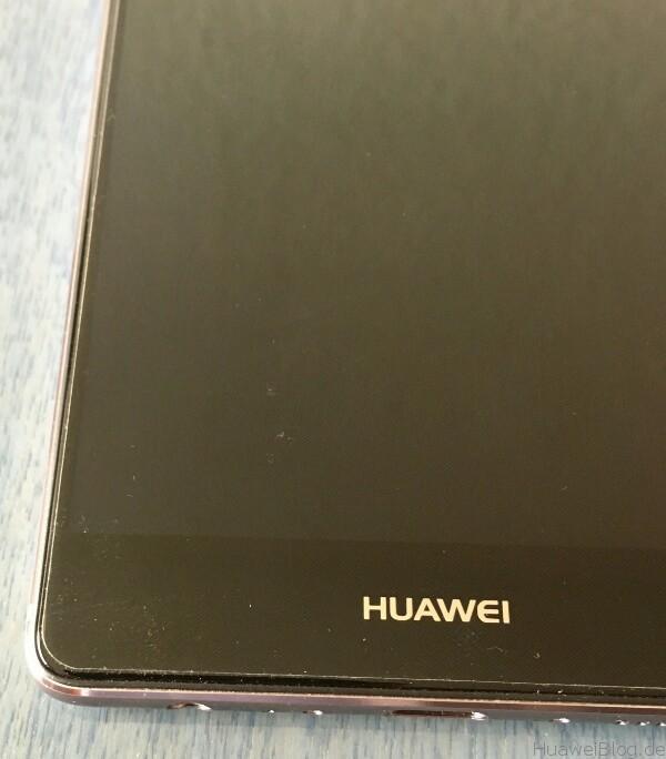 Huawei P9 Plus Schutzfolien mumbi Flex Folie