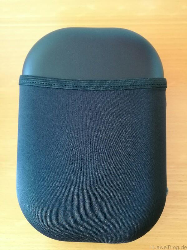 Huawei P9 Plus meets Bose QC 35 Zubehör Box