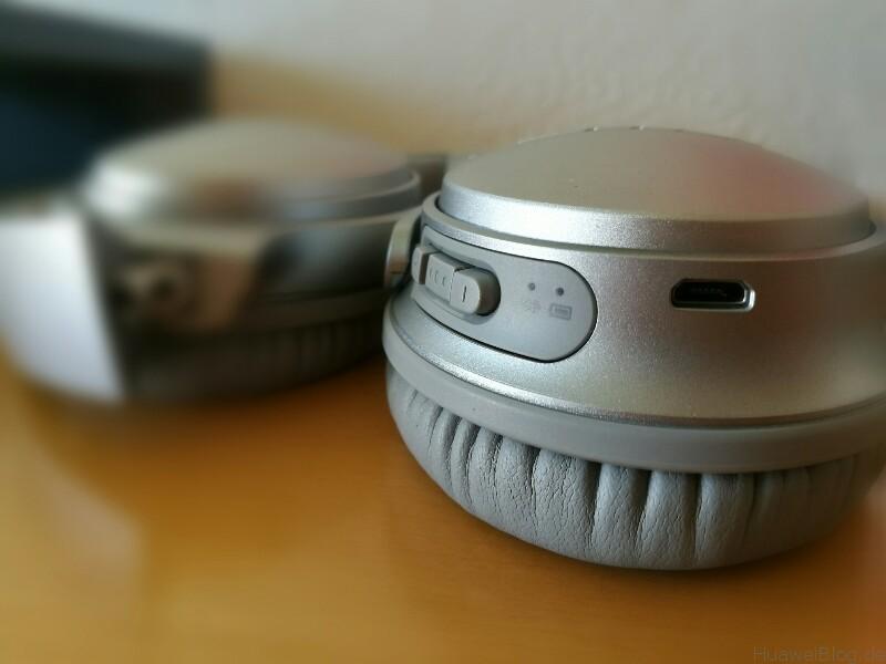 Huawei P9 Plus meets Bose Q35 Zubehör Box 5