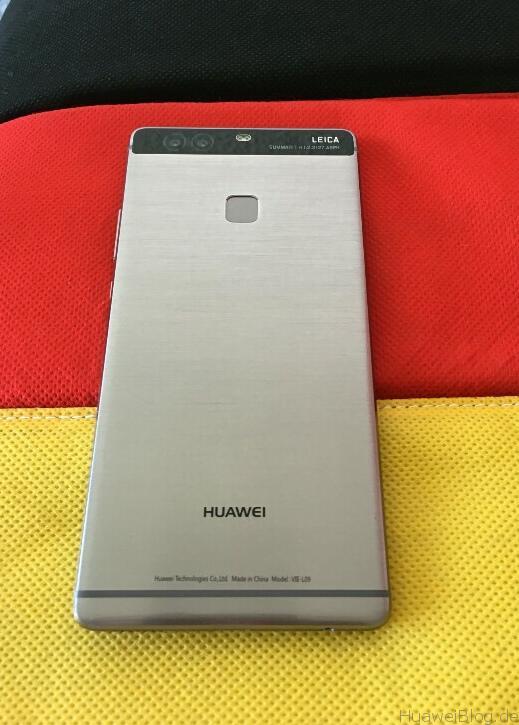 Huawei P9 Plus Schutzfolien Vikuite Rückseiten Folie