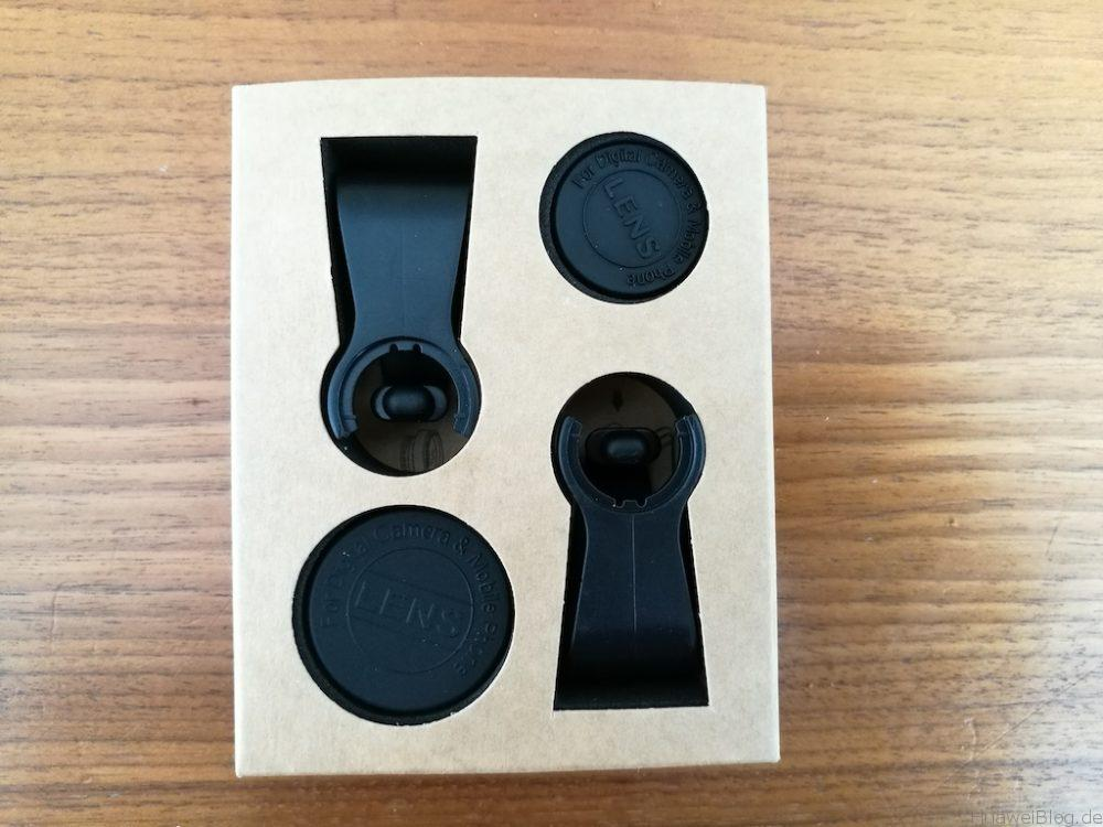 AUKEY 3 in 1 Lense Kit - Test - Verpackung