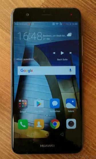 Huawei nova front