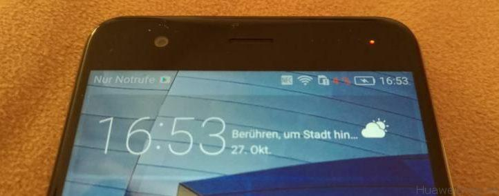 Huawei nova notification LED