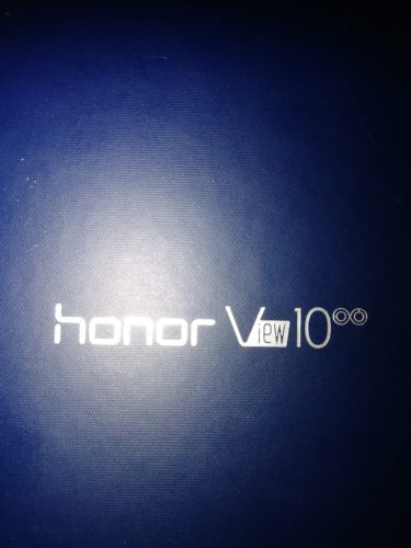 Honor View 10 OVP 1