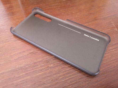 Huawei P20 Pro Car Case Innenseite