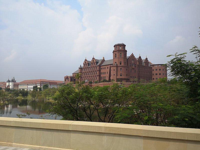Huawei Wonderland - Zu Besuch auf dem neuen Campus 9