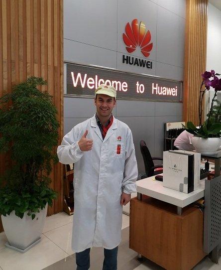 Huawei Produktionsstaette