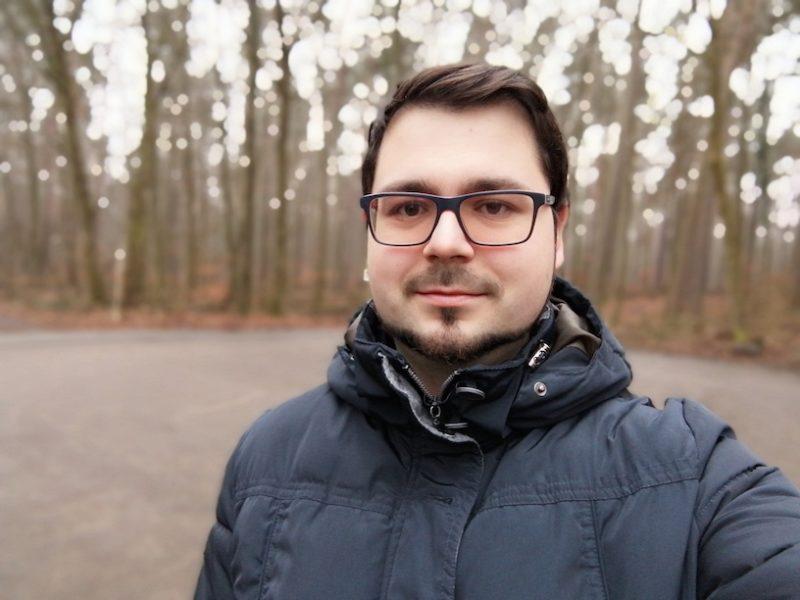 Daniil testet das HUAWEI P Smart 2019 2