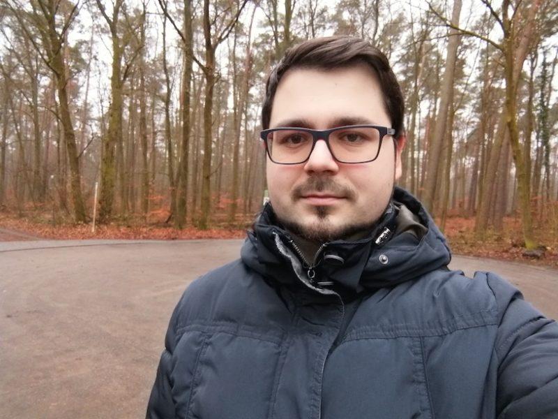 Daniil testet das HUAWEI P Smart 2019 3