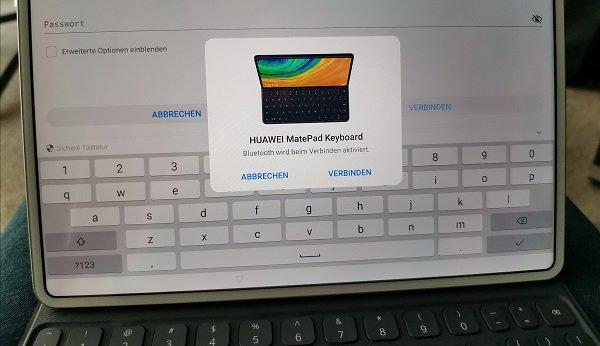 HUAWEI MatePad Pro Tastatur