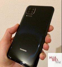 Rückseite Huawei P40 Lite